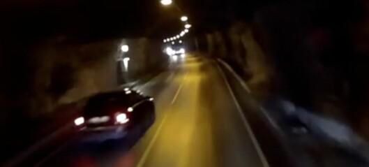 Politiet har fått tips i saka om farleg forbikøyring i Årdal