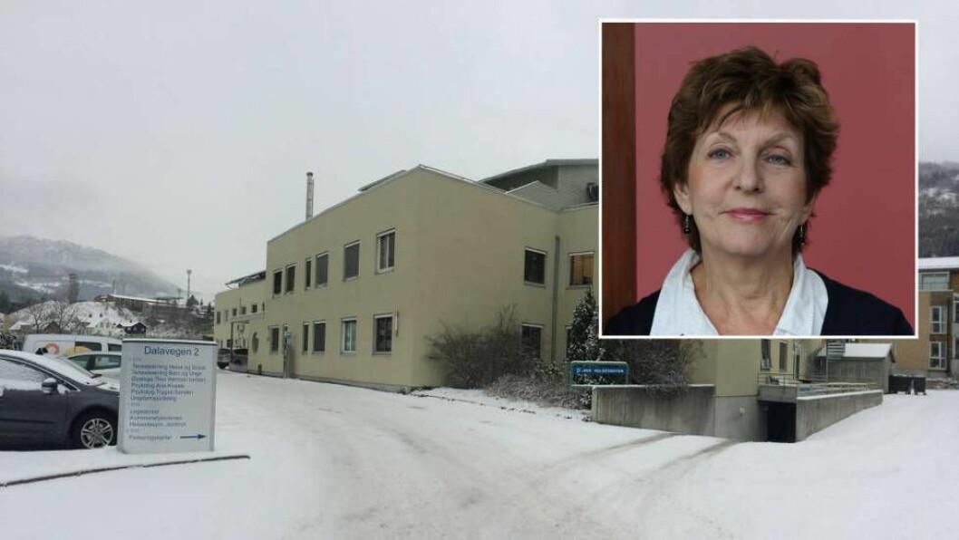 BOKAKTUELL: Bente Ohnstad ved høgskulen på Lillehammer ønskjer å retta opp det ho meiner er ei vanleg feiltyding av meldeplikta til barnevernet.