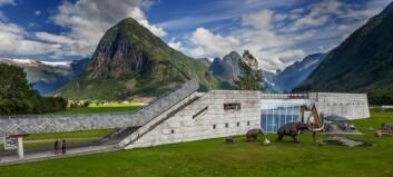 Norsk bremuseum i Fjærland vann reiselivspris