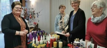 Julemesse i nyoppussa kyrkjelydshus