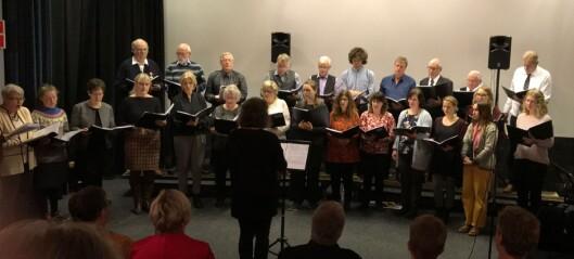 Songlaget i Aurland feirar 110-årsjubileum