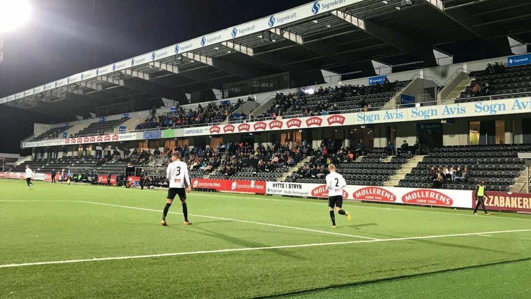 UTE: G19-laget til Sogndal står utan poeng i gruppe A i Skandinavisk meisterskap etter tap fredag.