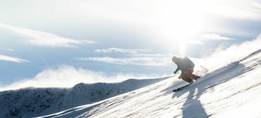 Påskevêret: Skal du til fjells, bør du følgje nøye med