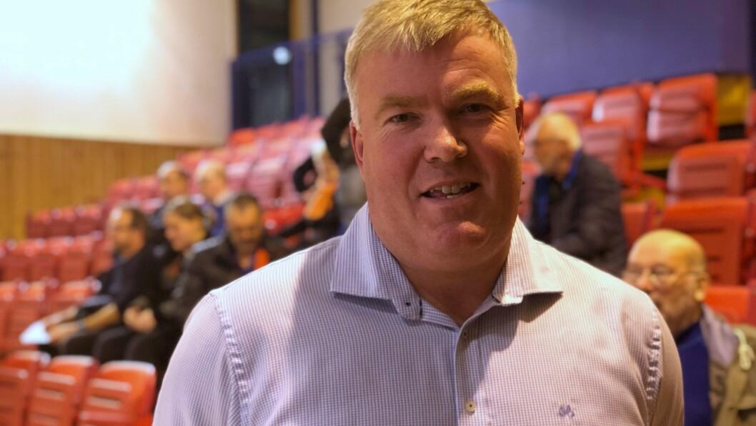 PROTEST: Leiar Ivar Kvalen i Sogn regionråd og resten av ordføraren er ikkje med på overføring av skatteoppkrevjaren til staten.