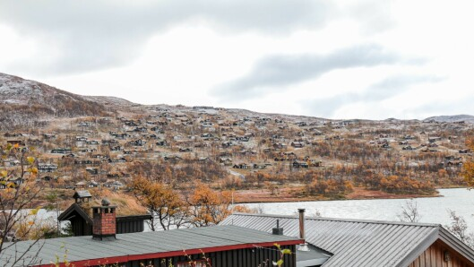 Årdalsnett satsar på Filefjell: Vang kommune har knappe 1700 innbyggjerar, men 1750 hytter. Og i alle fall det siste talet stig stadig.