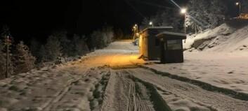 Langrennsløypa har opna ved Sogndal skisenter