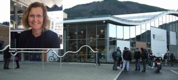Ho er ny rektor i Sogndal