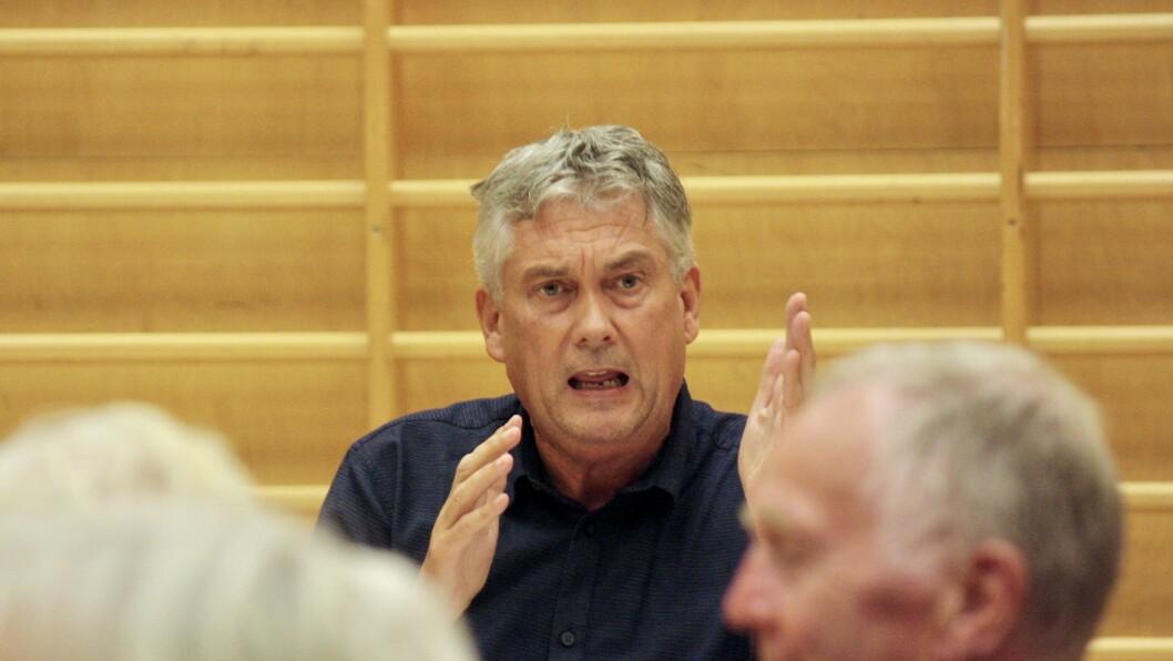 KRITISK: Forslaga frå kraftskattutvalet vil ha dramatiske konsekvensar for Høyanger kommune, skriv ordførar Petter Sortland (Ap) i ein uttale.