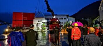 Starta rivinga av lerumfabrikken: – Overbevist om at dette vil initiere liv og røre i Fjøra