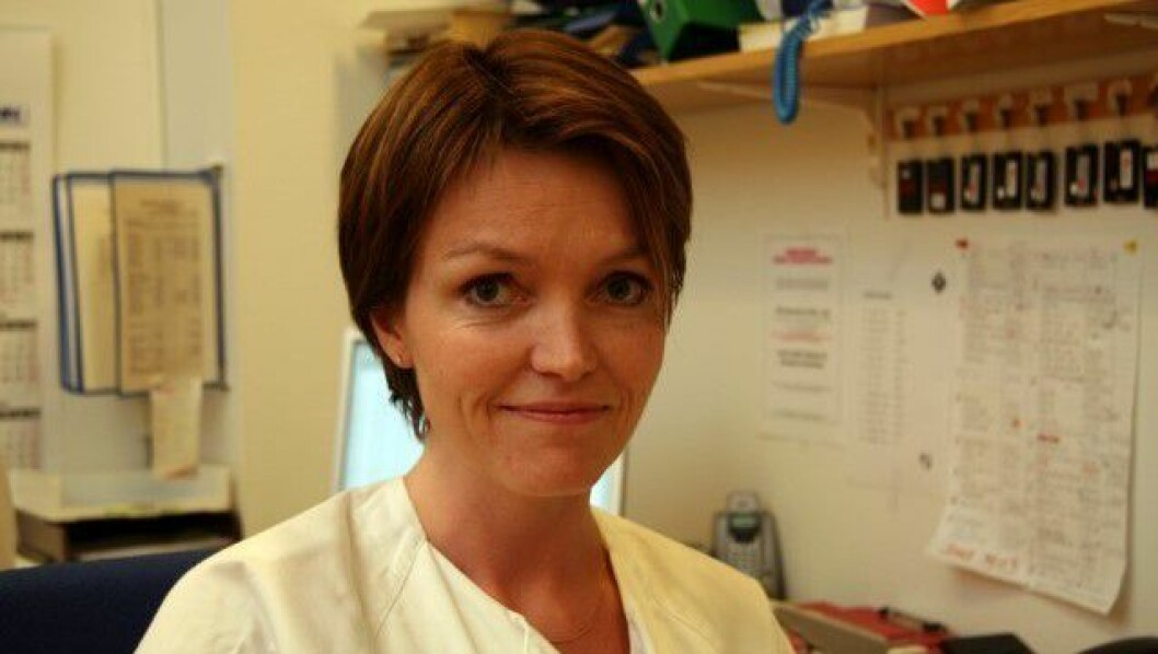 Trine Hunskår Vingsnes trer inn i stillinga som klinikkdirektør ved medisinsk klinikk i løpet av første halvår i 2020.