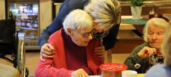 Birgit er aktivitør for dei eldre i Årdal: – Draumejobb