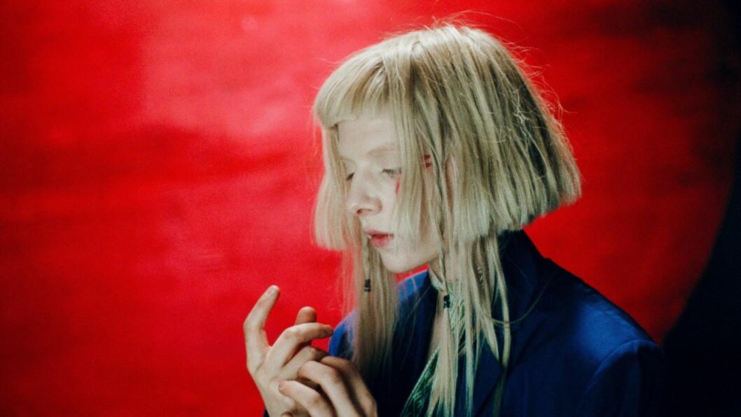 KLAR: Aurora Aksnes spelte første gong på Utkantfestivalen i 2014 og kjem tilbake i 2020.