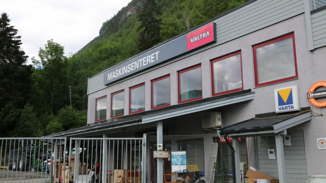 NY DAGLEG LEIAR: Maskinsenteret Vestland AS har tilsett ny dagleg leiar. Ytterlegare to selskap har også fått ny dagleg leiar den siste veka.