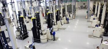 Hydro og NorSun får nesten 40 millionar kroner til forsking