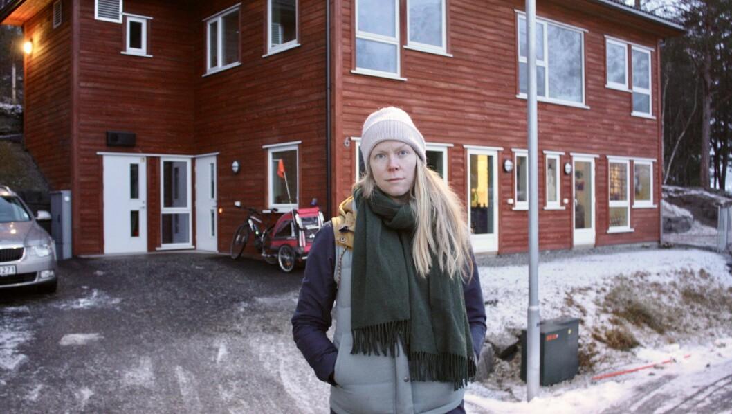 Foreldrerepresentant ved Kjørnes barnehage, Ingrid Buvarp Aardal, vart overraska då kommunen la fram at dei ville flytta dei eldste barna frå barnehagen på Kjørnes til Fosshagen i sentrum.