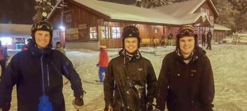 Sogn skisenter sparka i gang sesongen med gratis kveldskøyring
