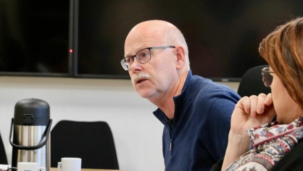 TURISME: Einar Rysjedal og Raudt Høyanger meiner Høyanger burde satse på industri- og kraftturisme.