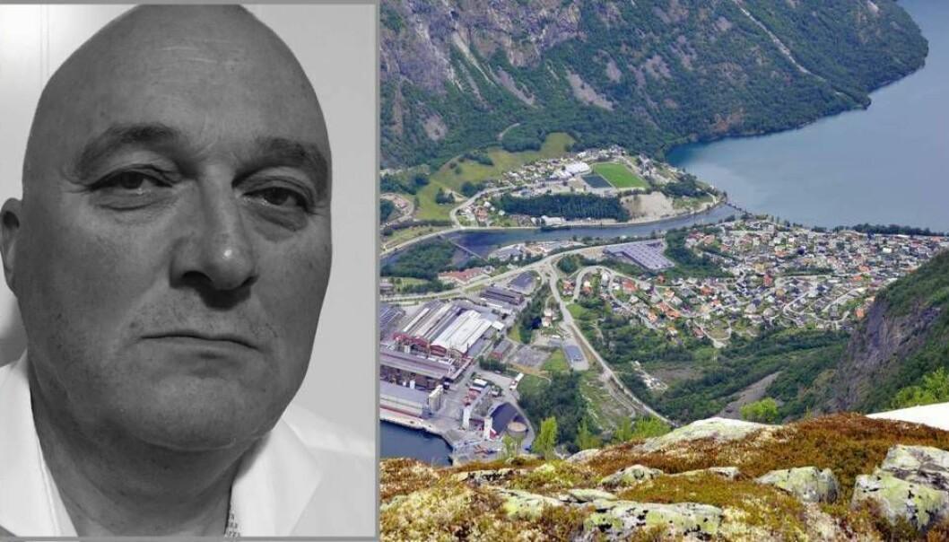 NY KOMMUNLSJEF: Odd Einar Fimreite er tilsett som kommunalsjef for oppvekst og kultur i Årdal kommune.