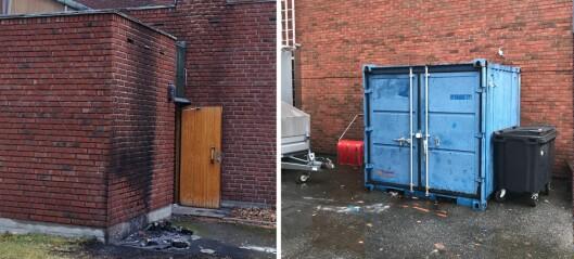 Politiet ber gjerningsperson(ar) bak brannane i Årdal stå fram