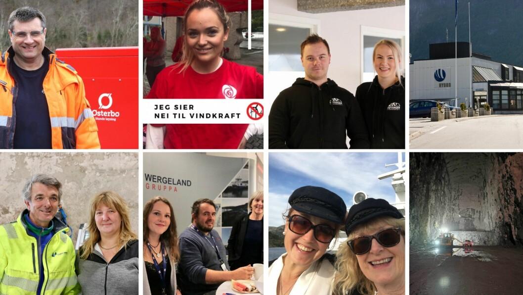 ÅRETS NAMN: Desse åtte er nominerte til årets namn i 2019 i Gulen/Høyanger
