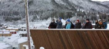 På tettstadvandring i Sogndal