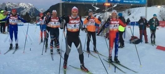 Jon Ove blei olympisk meister: – Det er veldig kjekt