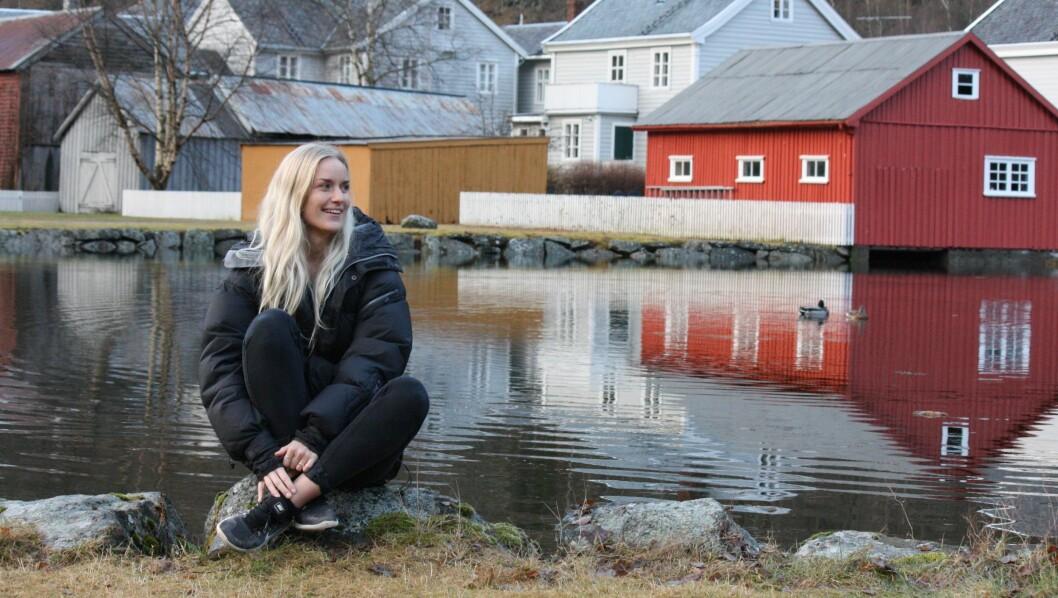Som regel er Marie Lokreim ikkje heime om vinteren. Då trekk ho nemleg til varmare strøk. Neste tur går til Sør-Amerika.