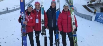 Fire OL-medaljar til Hafslo-hopparane