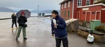 Stor interesse for tettstadsvandringar i nye Sogndal kommune