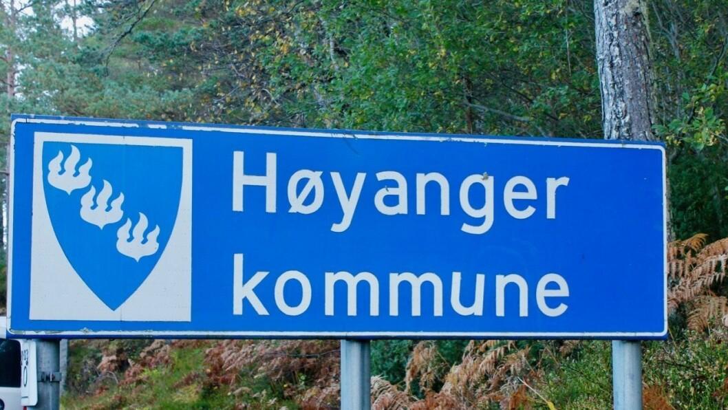 IKKJE SEMJE: Høyanger kommune klarte ikkje å komme til semje om det økonomiske oppgjeret for Nessane med Balestrand før nyttår og ønskjer no hjelp.
