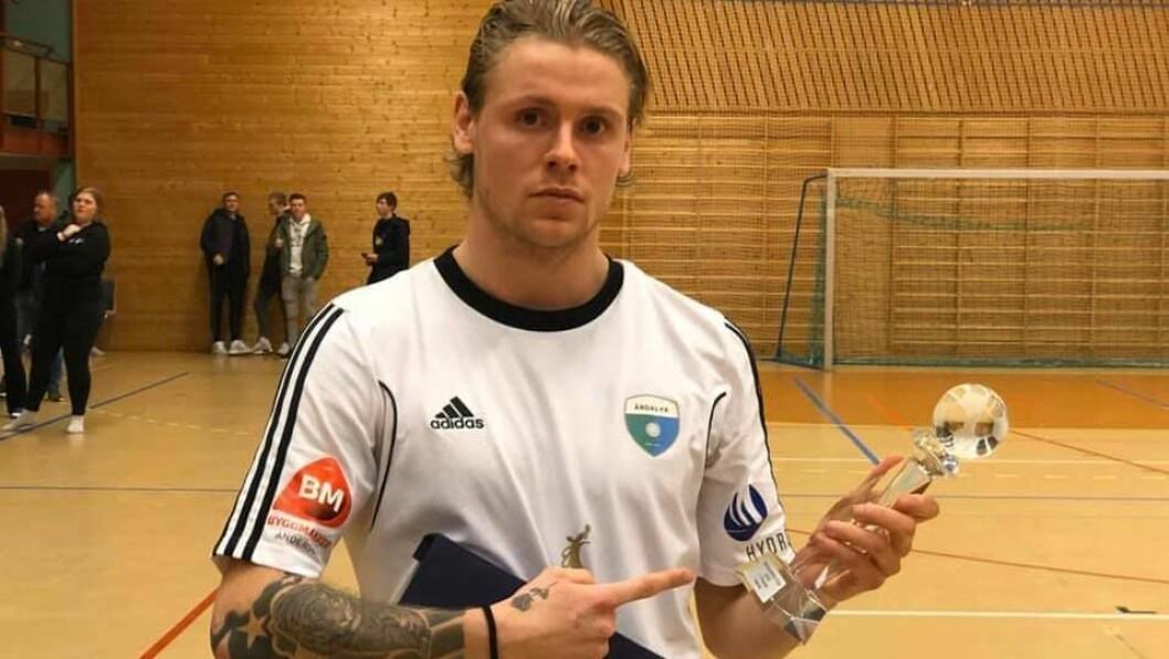 BEITOSTØLEN: Årdal FK slo Ringerike 6-4 i helga.