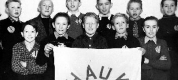 «Gutteklubbane» i Øvre Årdal i etterkrigstida