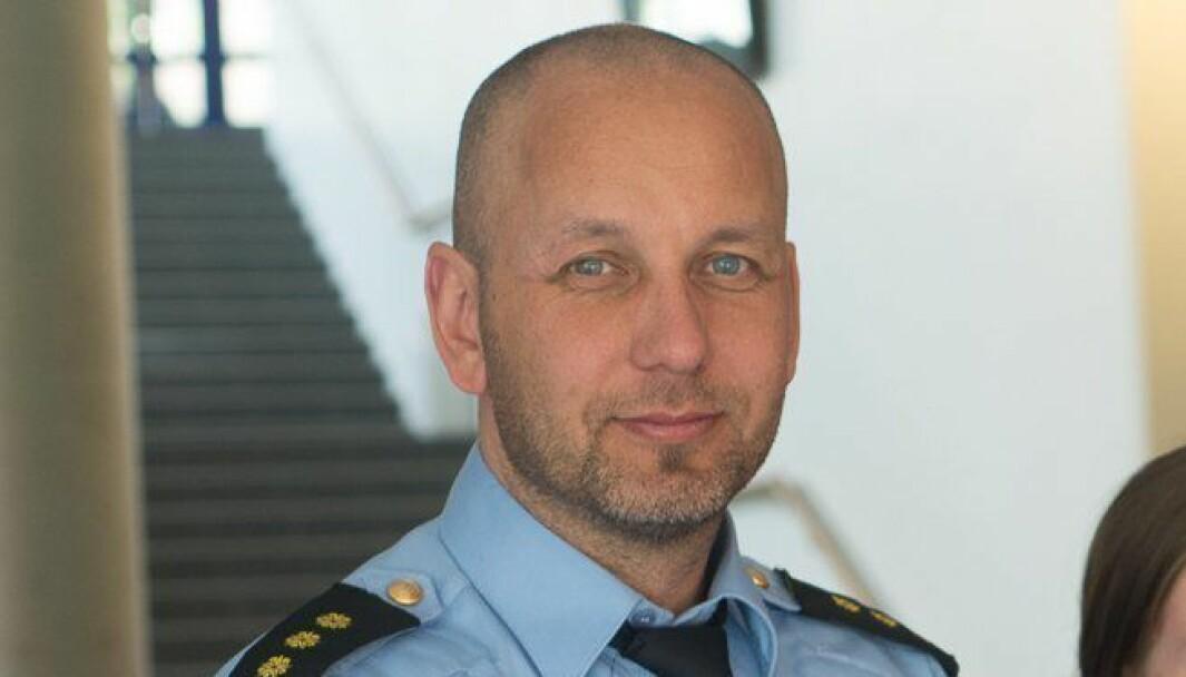 HENDINGAR: Politiet har hatt ein del småtteri å styra med denne helga.