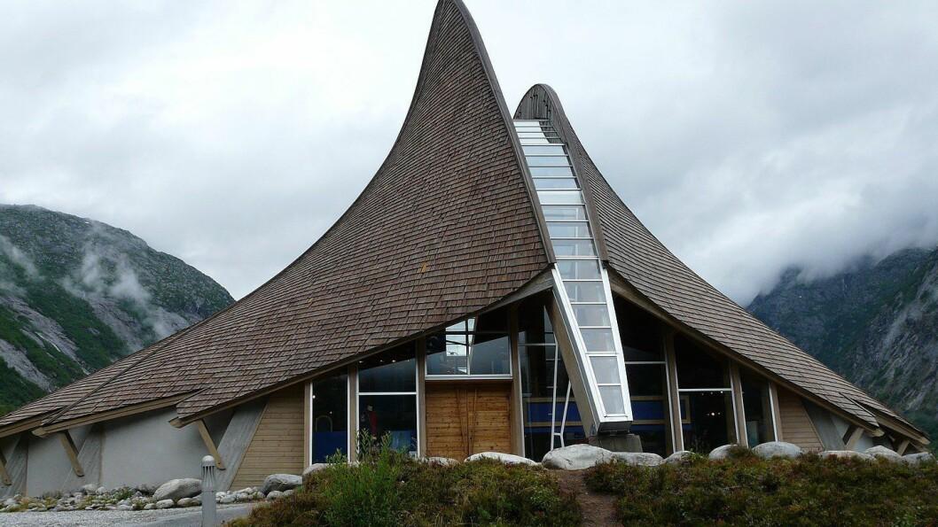 NY DAGLEG LEIAR: Breheimsenteret i Jostedalen har fått ny dagleg leiar.