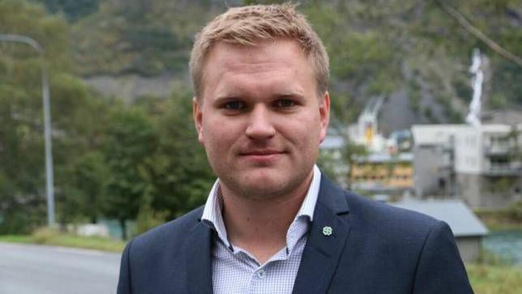 –Me er inne i ei skjebnetid for lokale inntekter knytt til lokale naturressursar, skriv innleggsforfattar Aleksander Øren Heen.
