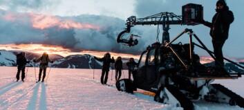 Har utvikla ny kamerateknologi for panoramafilm i Fjærland