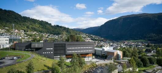 Frå hausten er det mogleg å utdanna seg til siviløkonom i Sogndal