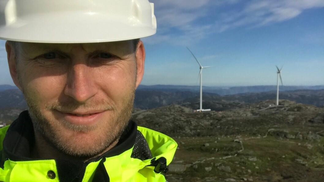 RELASJONAR: Dagleg leiar i Zephyr AS, Olav Rommetveit, skriv at selskapet ønskjer å ha gode og relasjonar til både lokalsamfunn og grunneigarar gjennom heile den 25–30 år lange leveperioden til eit vindkraftverk.