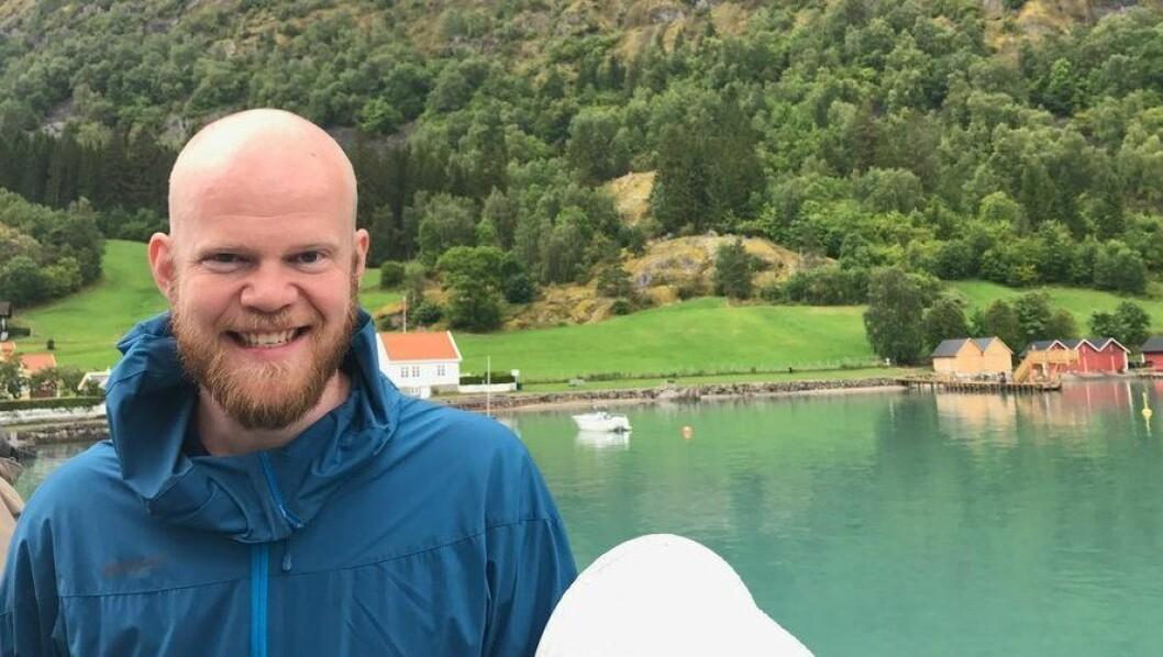 VIL HA STERKARE SPRÅKBRUKPLAN: Kjell Einar Barsnes i Sogndal mållag.