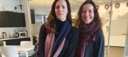 Ny duo tek over viktige verv i bokbyen: – Einaste grunnen til at eg hamna i Sogn