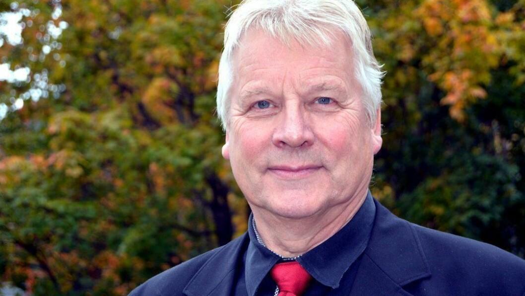 Jan Stundal har ein fritidsbustad i Skjolden. Han reagerer på dei nye kategoriane til SIMAS.