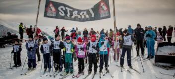 Endeleg nok snø til årets første skirenn: – Folk er nok ivrige på å kome seg ut