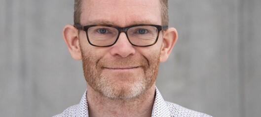 Oddmund Hoel vert statssekretær
