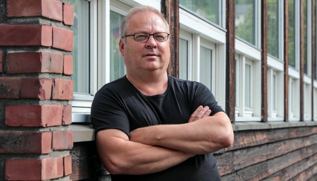 SKUFFA: Målrock-sjefen seier det er trasigt at dei no ser seg nødt til å avlysa festivalen to dagar før.