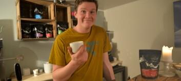 Kaffi-Kjetil kvalifisert til NM i kaffibrenning