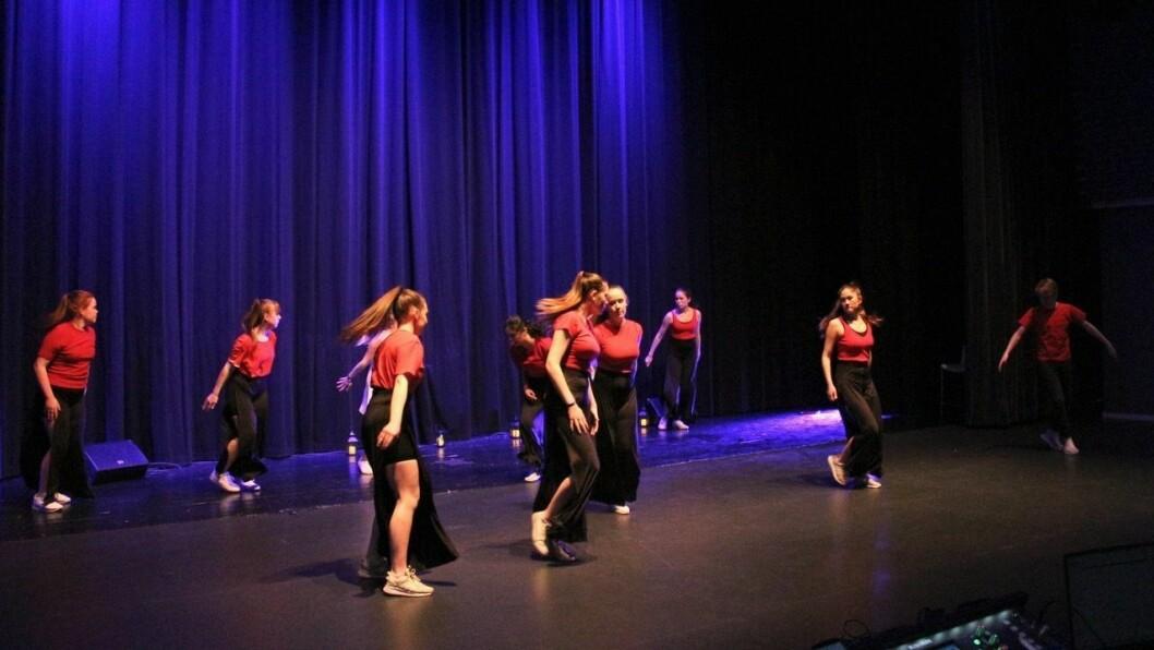 Dansegruppa «The Quality Crew», som høyrer til Årdal danseverkstad, besto av 12 dansarar. Dei kvalifiserte seg til fylkesfestivalen i Måløy i slutten av april.
