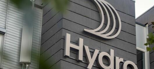 Fire Hydro-tilsette i Årdal i karantene