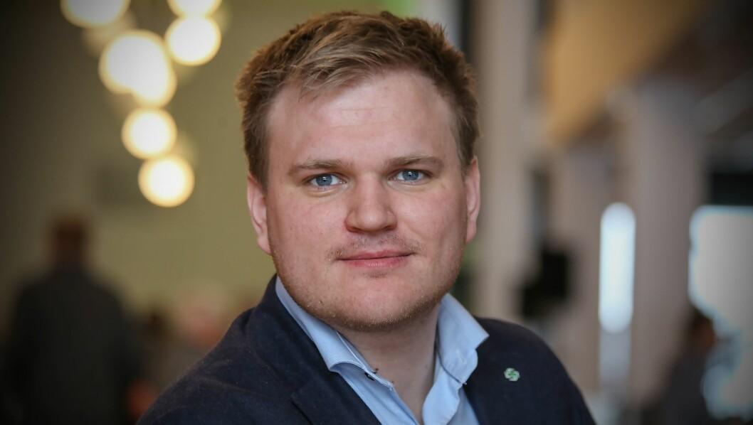 Aleksander Øren Heen ser fram til arbeidet som ventar som styreleiar i Vestlandsforsking.