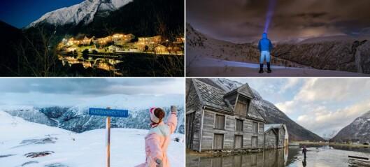 Vekas foto frå desember til mars: toppturar, natur og springflo