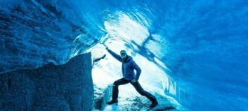 Skitur til Blåisgrotta i Nigardsbreen